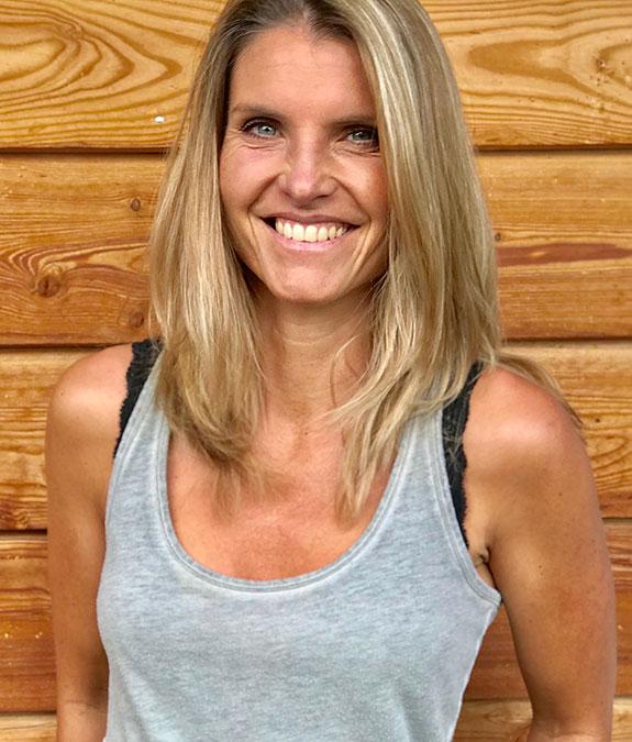 Daiana Yogalehrerin
